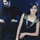 Asifa Nabeel Moonlit Shimmer Collection 2012