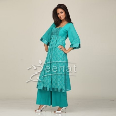 Fauzia Amir Capri Pajama