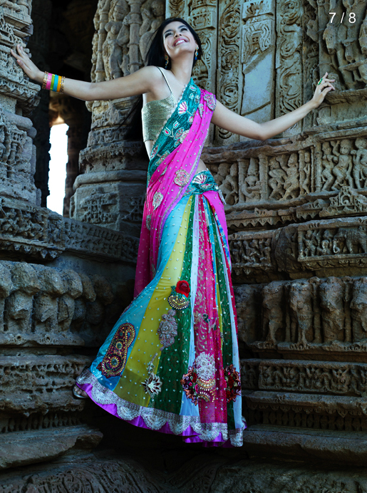 Kalki's Bridalicious Lehenga Cholis And Sarees