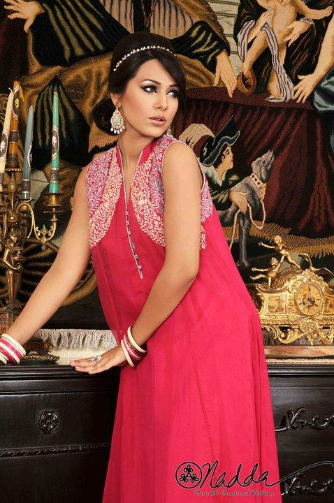 Nadda Salim | Latest Party Wear Collection 2012