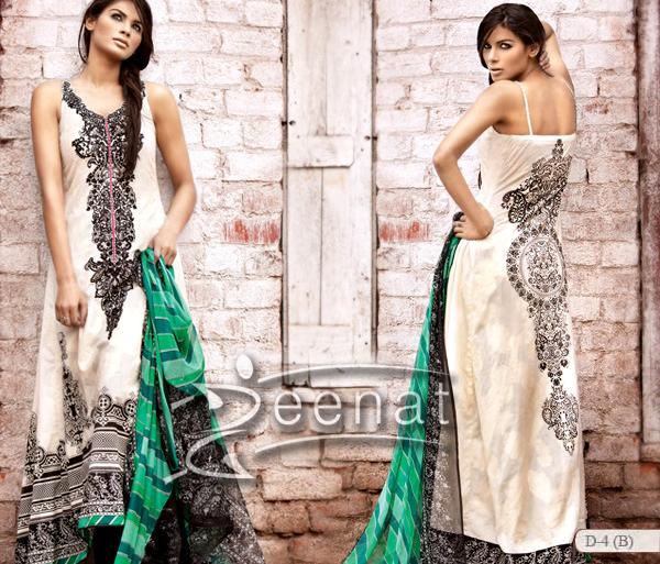 Neha Ahmed In Sana Safinaz Salwar Kameez