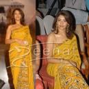 Richa Gangopadhyay Saree