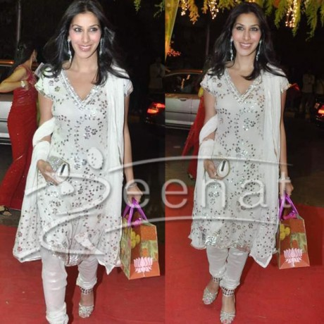 Sophie Chaudhary CHuridar pajama