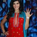 Sunny Leone in Bigg Boss | Churidar Salwar Kameez