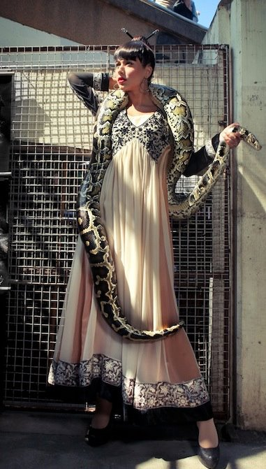 Threads and Motifs Winter Collection 2012 | Ayyan Ali