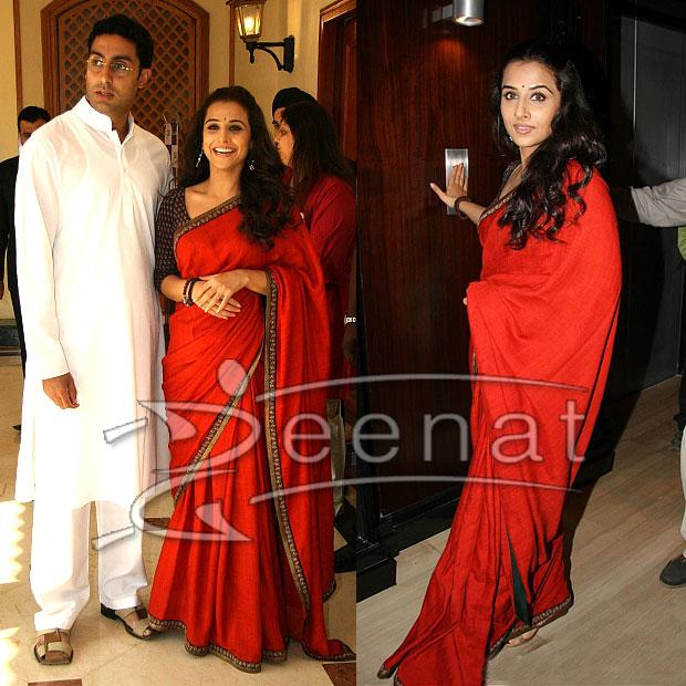 Vidya Balan Indian Saree