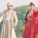 Inram Khan In Sherwani & Katrina kaif In Anarkali