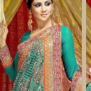 zeenat embroidered sarees