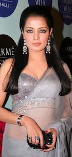 Celina Indian Saree