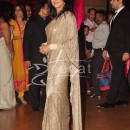 Sushmita Sen at Genelia D Souza and Ritesh Deshmukh wedding reception in Hotel Grand Hyatt Mumbai on-4th-Feb-2012