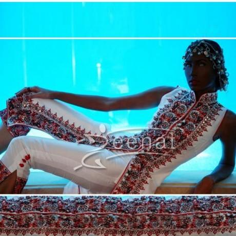 Vaneeza Ahmed Capri Pajama