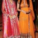 Sameera At Ritesh Genelia Sangeet Ceremony