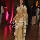 Bipasha Basu at Ritesh Deshmukh Genelia Wedding Reception at Hotel Grand Hyatt in Mumbai