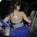 Amisha Sexy Back Style