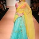 Bhairavi Jaikishan at Lakme Fashion Weel 2012