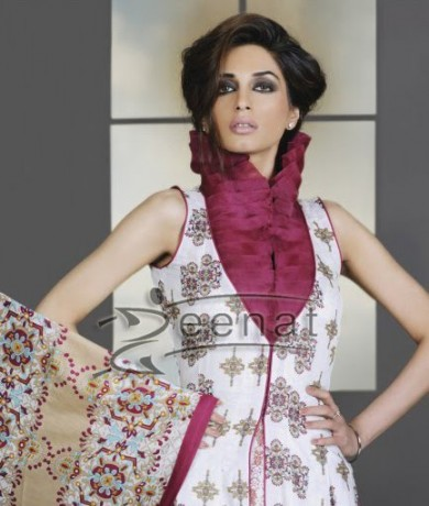 Iman Ali In Jofa Lawn Collection