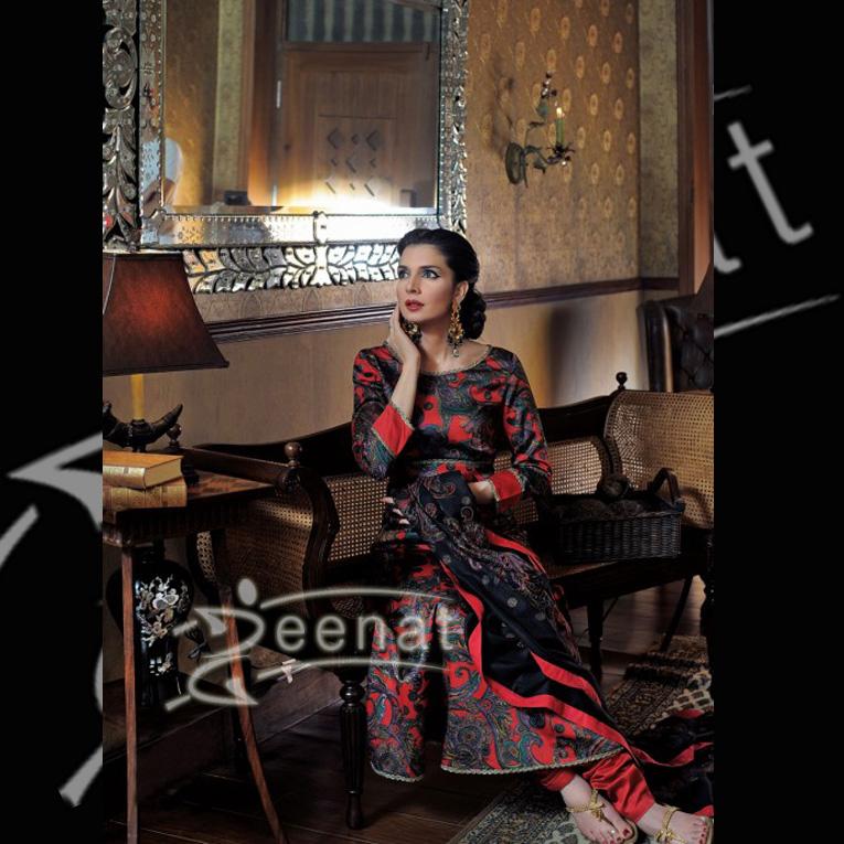 Mahnoor Designer Anarkali
