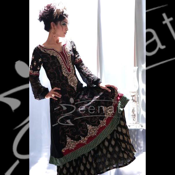 Nisha Paul Gharara Style