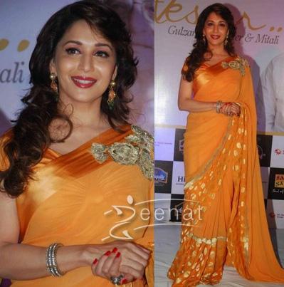 Madhuri Dixit At Aksar Album Launch