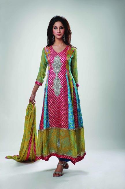 Madiha Noman - Formal Wear Dresses For Eastern Pakistani Women
