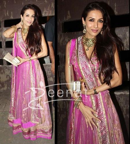 Malaika Arora Kareena Kapoor Wedding Sangeet Ceremony