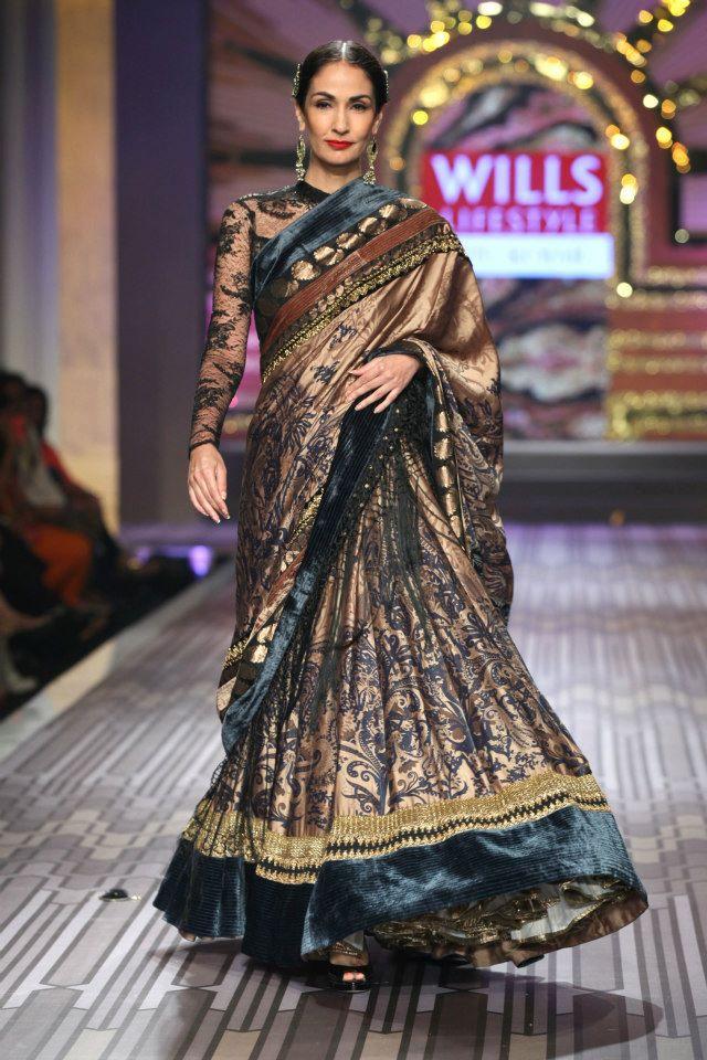 Ritu Kumar Latest Bridal Collection 2012 16 Zeenat Style