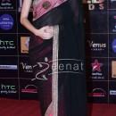Anushka Sharma Hot Backless Saree Manish Malhotra
