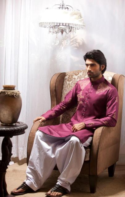 Emraan-Rajput-Casual-Wear-Kurta-Designs-2013-For-Men-4