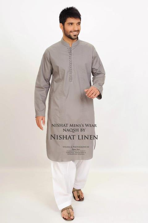 Menswear Kurta Collection 2012 by Nishat Linen-aanchalmag (7)
