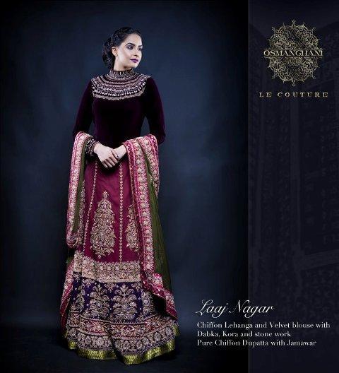 Osman Ghani Couture | Bridal Wear 2013
