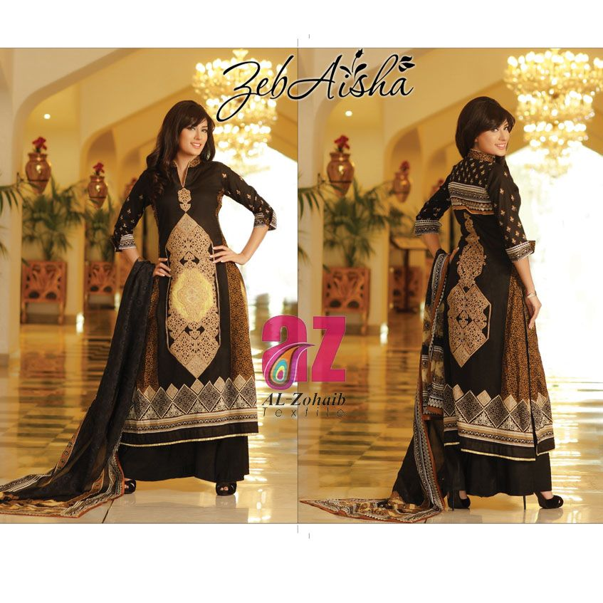 Pakistani Designer Lawn Collection