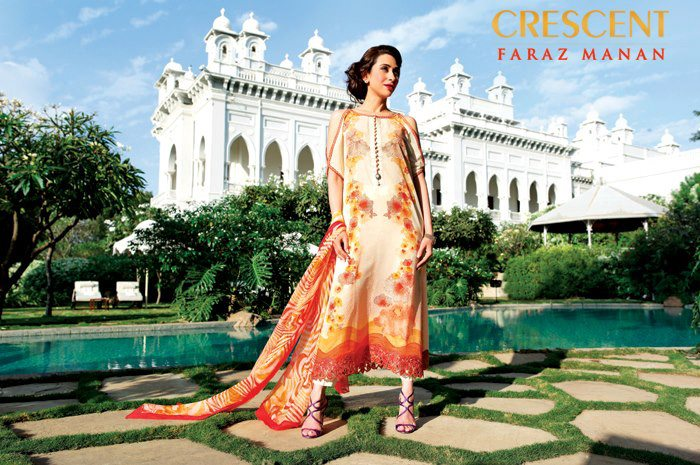 Crescent lawn Faraz Manan 2013 Collection (7)