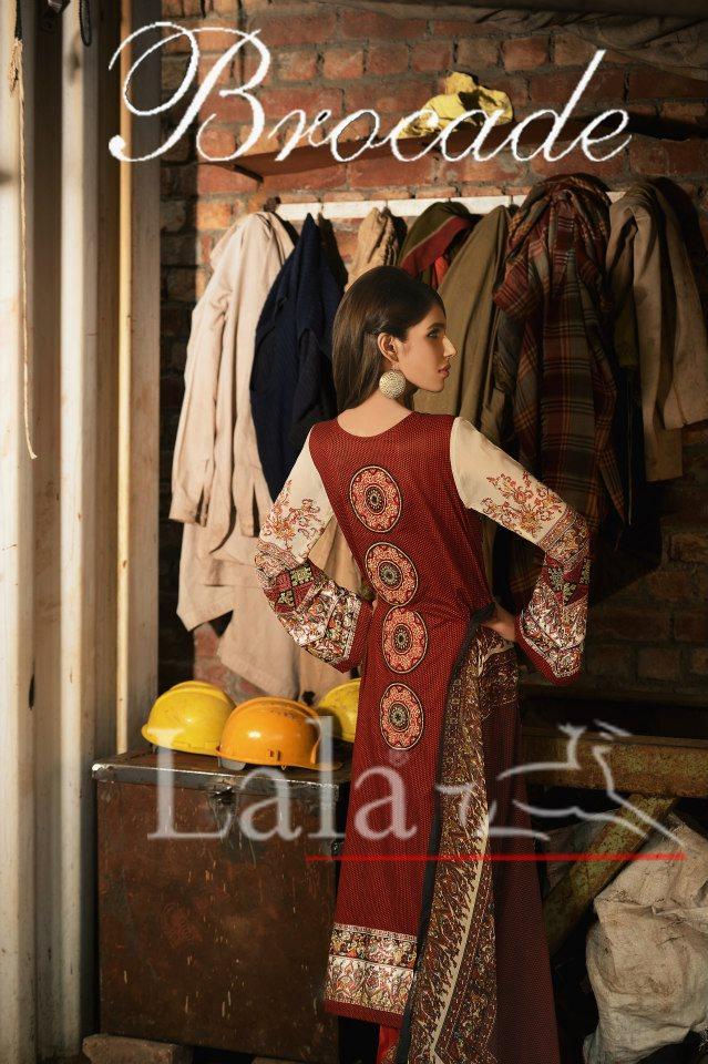 Lala Brocade collection 5