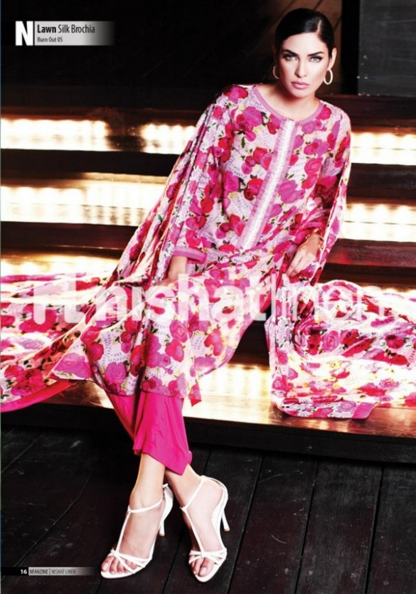 Nishat-Linen-Spring-Summer-Collection-2013-0-585×835