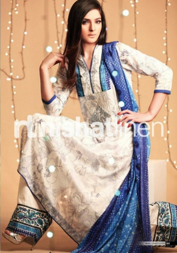 Nishat-Linen-Spring-Summer-Collection-2013-14-580×827