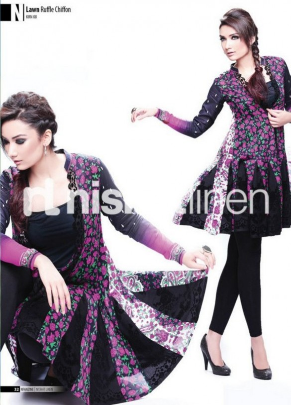 Nishat-Linen-Spring-Summer-Collection-2013-28-585×813