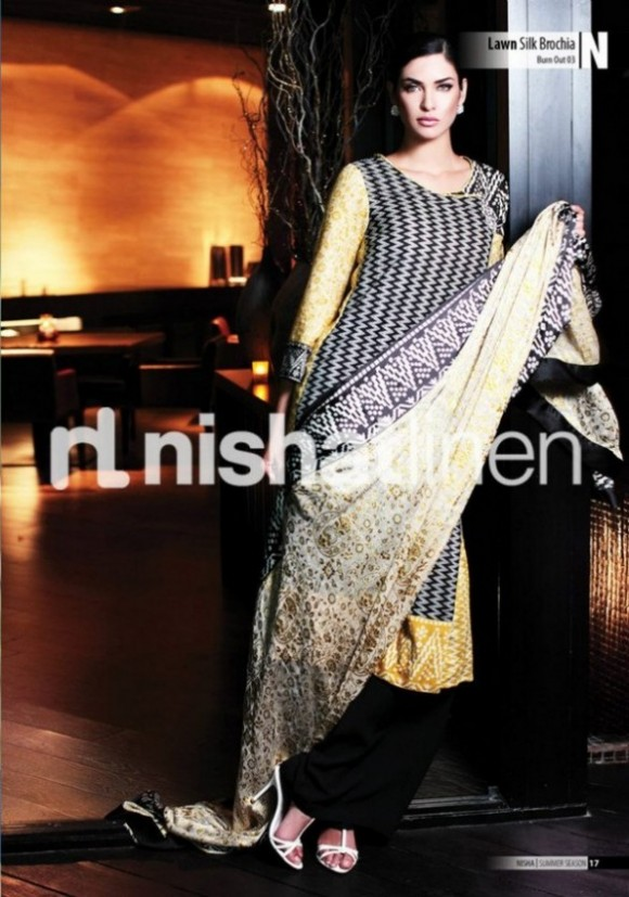 Nishat-Linen-Spring-Summer-Collection-2013-5-580×827