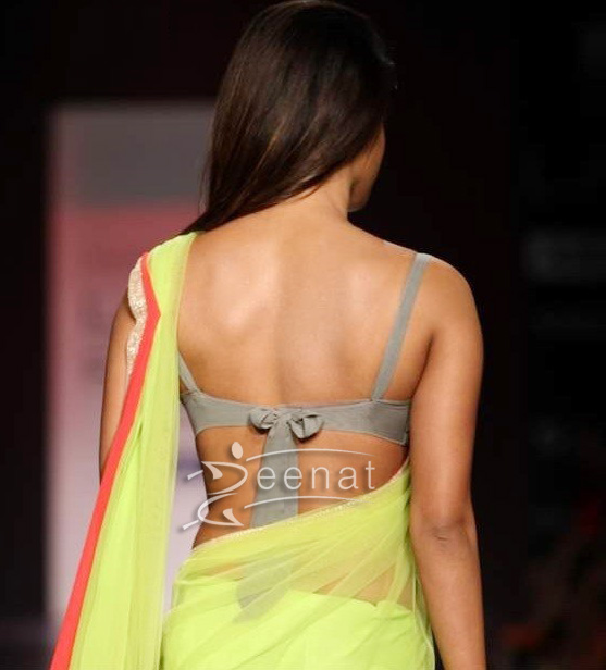 Priyanka Walks The Ramp In Manish Malhotra Saree
