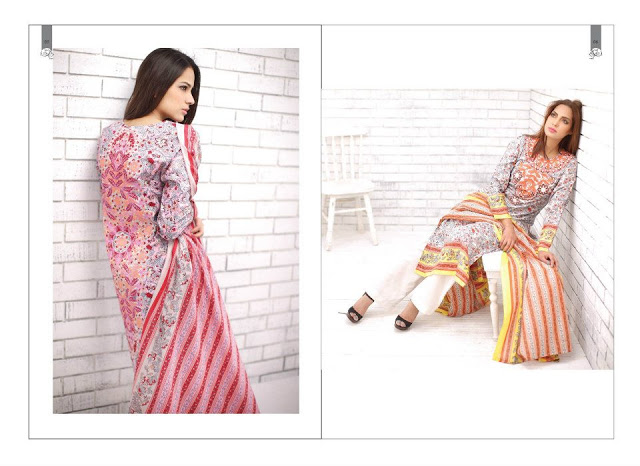 Rabea Embroidered Lawn Collection 2013 By Shariq-15