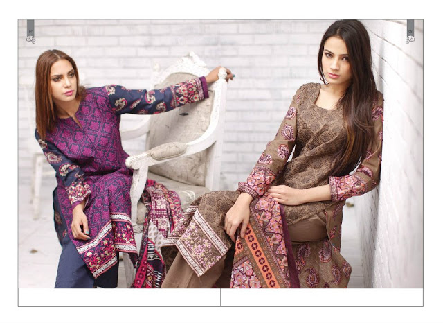 Rabea Embroidered Lawn Collection 2013 By Shariq-17