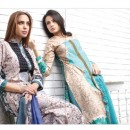 Rabea Embroidered Lawn Collection 2013 By Shariq-2