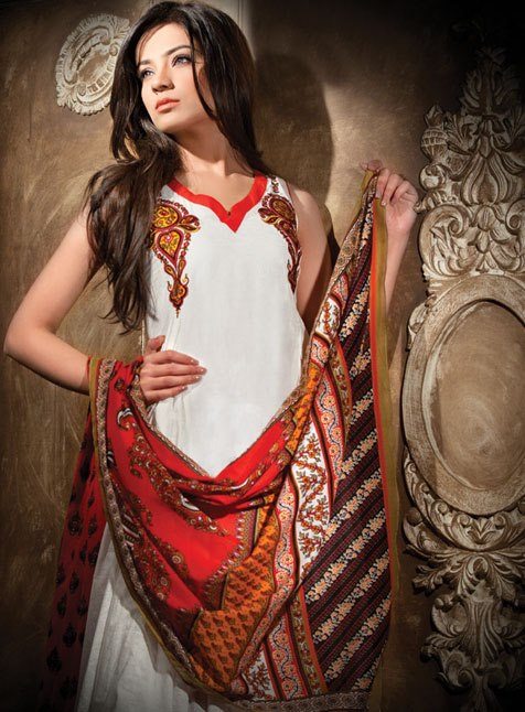 Al Karam Spring Summer Lawn Collection Vol # 2 2013.