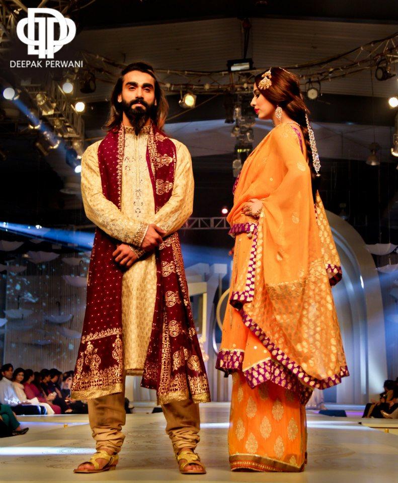 Deepak Perwani  Bridal And Groom Collection (10)