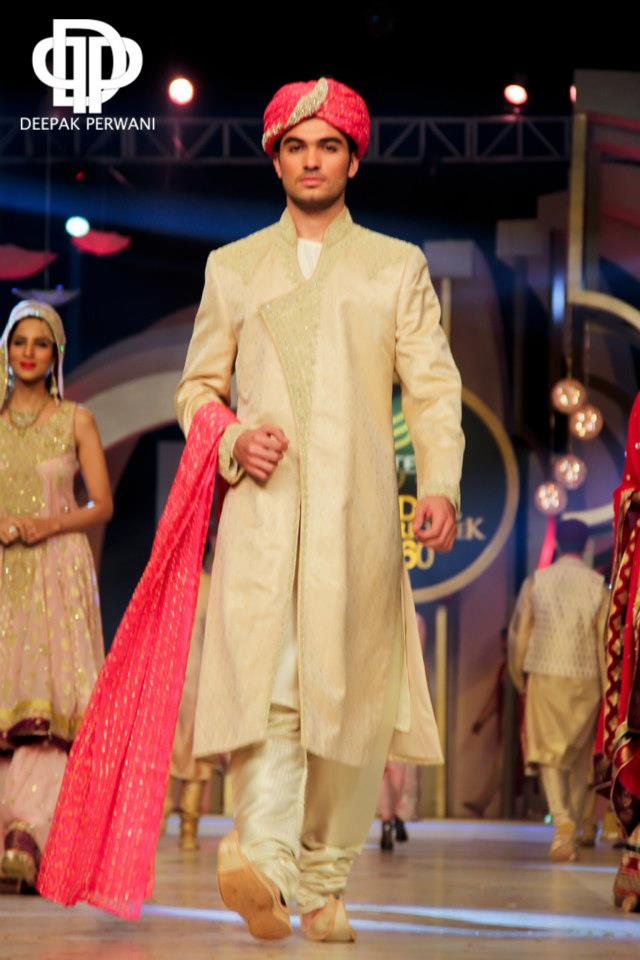 Deepak Perwani  Bridal And Groom Collection (13)