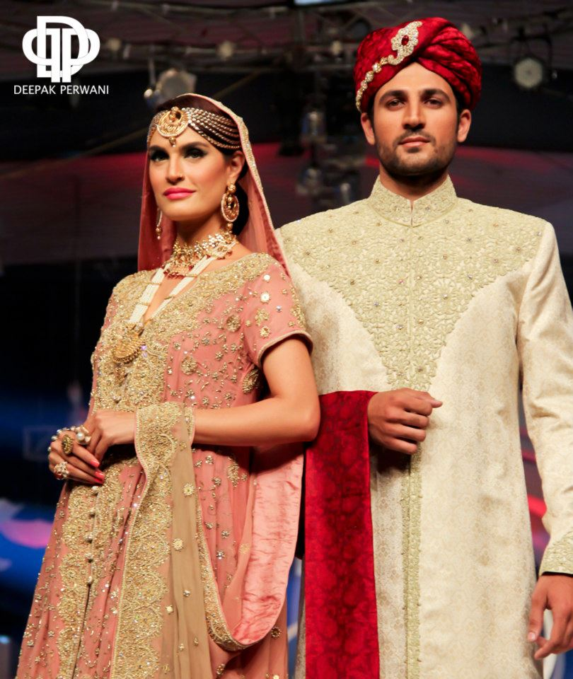 Deepak Perwani  Bridal And Groom Collection (16)