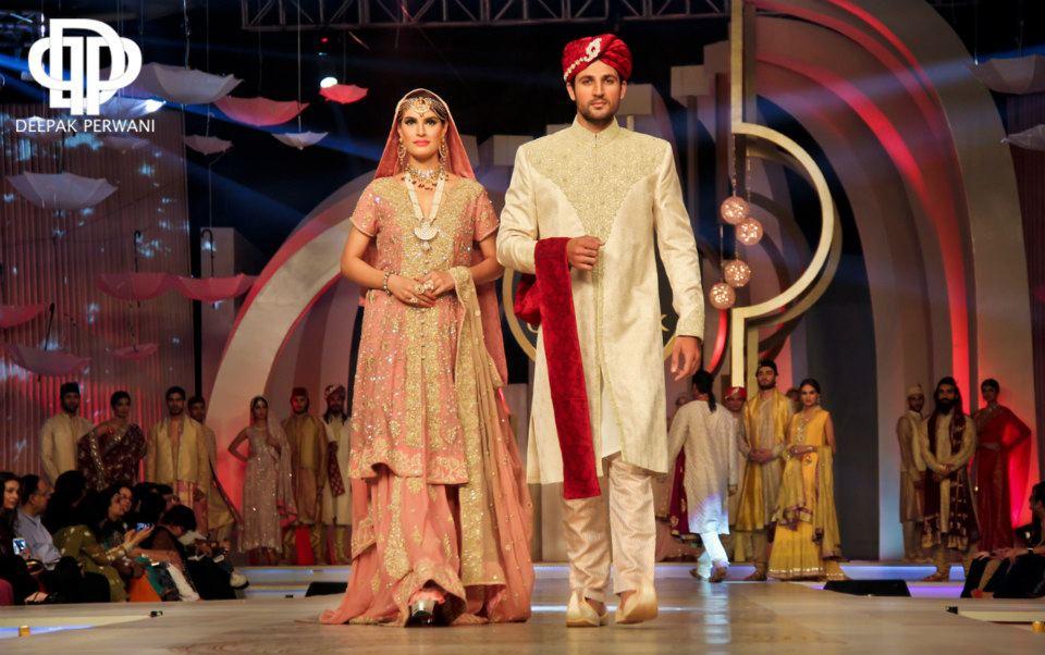 Deepak Perwani  Bridal And Groom Collection (6)