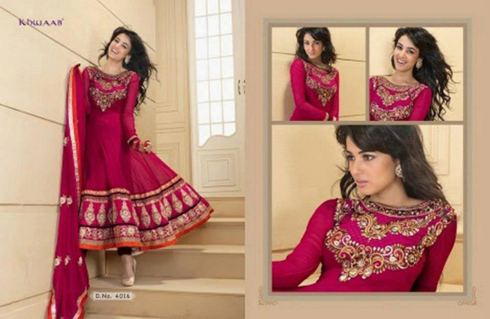 Aashri Creations Summer Long Frocks Collection 2013 (4)