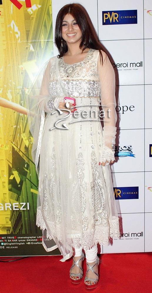 Ayesha-Takia-In-White-Anarkali