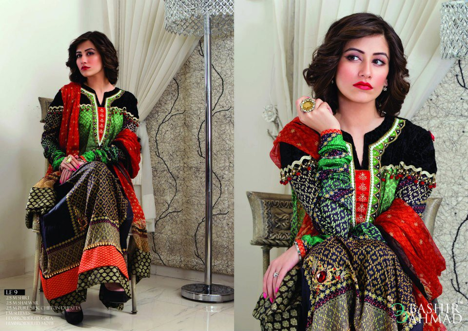 Bashir Ahmed 2013 Collection (12)