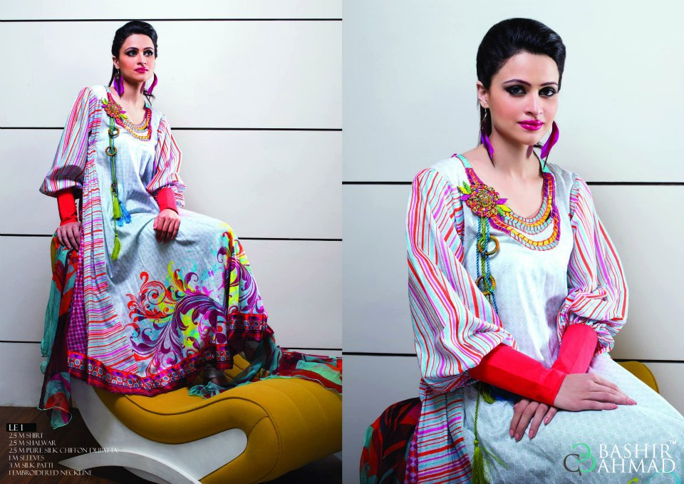 Bashir Ahmed 2013 Collection